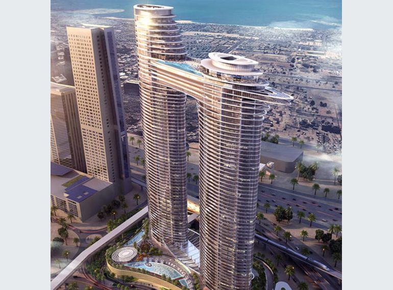 The Address Residence – Sky View